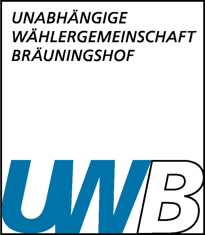 Unabhängige Wählergemeinschaft Bräuningshof - UWB